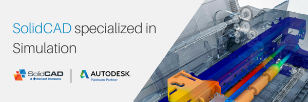 SolidCAD Specialized in Simulation – SolidCAD – A Cansel Company