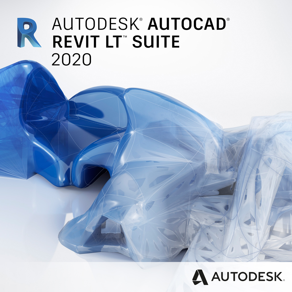 Autodesk Revit LT Suite 2020 Annual Subscription – Single