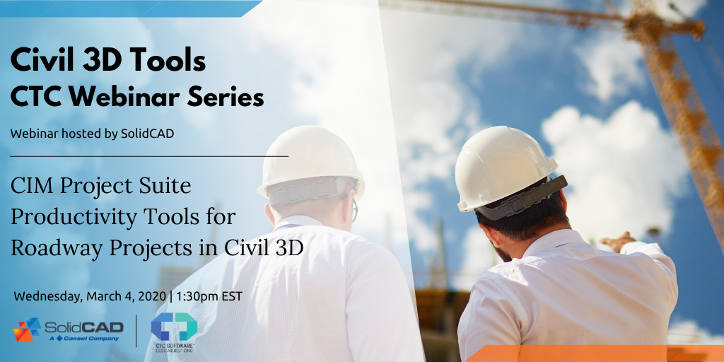 CTC Civil Tools Webinars - EN
