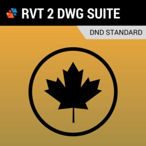 RVT 2 DWG (DND Standard)