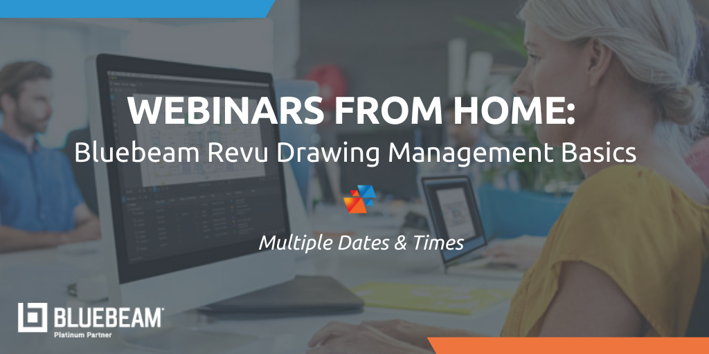 Bluebeam - Work From Home Webinar Series - Drawing Basics
