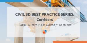 Civil 3D Best Practices Series - Corridors
