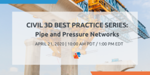 _Civil 3D Best Practices Series - Pressure Networks