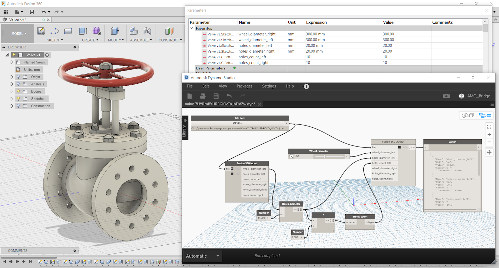 Dynamo for Autodesk Fusion 360 – Made Simple