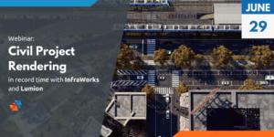 InfraWorks & Lumion Webinar